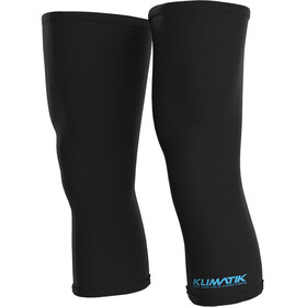 Alé Cycling Klimatik K-Atmo Kneewarmers Black